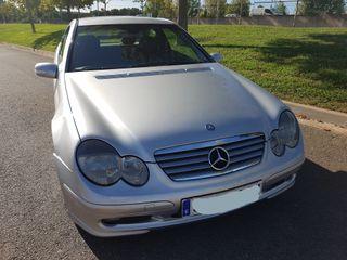 Mercedes-Benz C220 2002