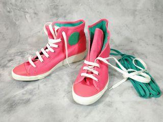 Zapatillas Converse originales rosa talla 37,5