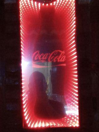 luminoso de Coca-Cola
