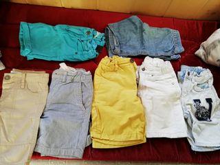 pantalón corto niño