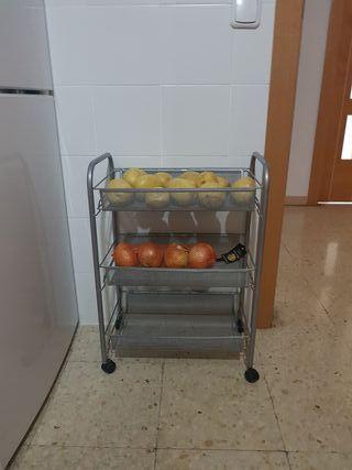 carrito de cocina