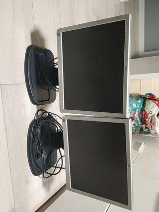 monitor hp1740