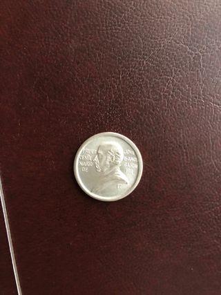 Moneda centenario de jovellanos 1911