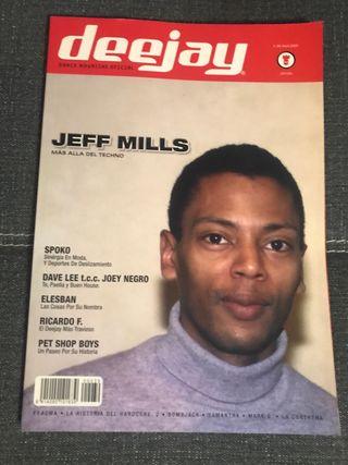 Revista deejay MEGAZINE