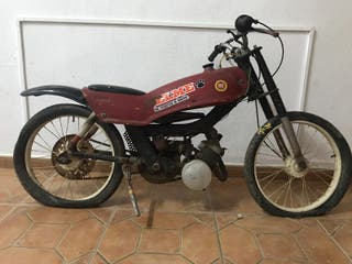 minimoto montesa antigua