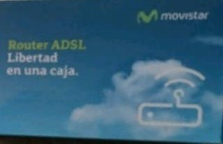 Router wifi Movistar AW4062