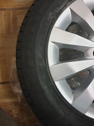 Neumaticos furgoneta Michelin Agilis 51 205 65 16