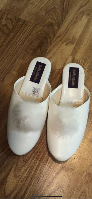 Zapatillas de comunion