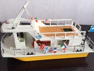 Playmobil barco recreo
