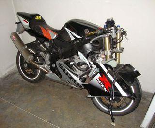 Suzuki gsxr 600 2004 2005