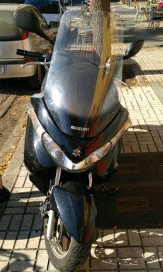Despiece de Suzuki Burgman 125