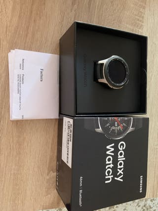 Galaxy Watch 46mm. Factura