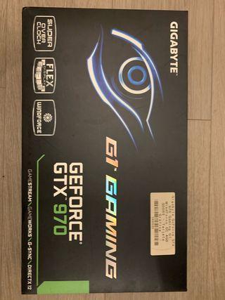 Gigabyte GeForce GTX 970 Nvidia