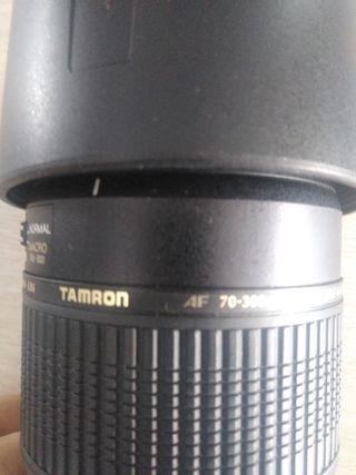 Tamron Objetivo para Canon (70-300 mm)