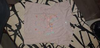 8 camisetas niña