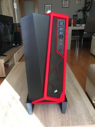 PC Gaming Ryzen 5 1600, 1070 GTX