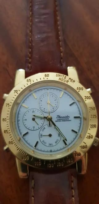reloj thermidor tiene 3 micras de chapado en oro