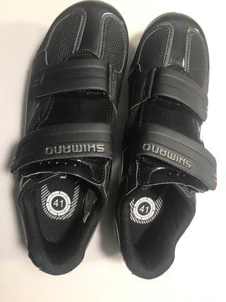 Zapatillas de ciclismo carretera