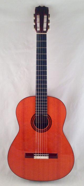 "Guitarra Flamenca Conde Hermanos 1984 ""Faustino"""