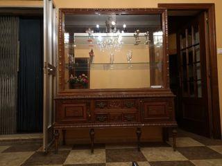 vitrina aparador antiguedad
