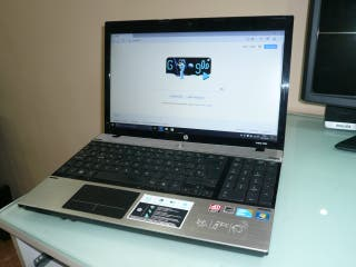 Portátil hp probook INTEL i5 8GB.RAM 500GB.HDD