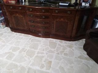 vendo mueble por reforma,con cristal para proteger