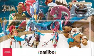 Amiibo Pack Zelda BotW
