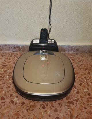 Aspirador LG Hom-Bot Serie 9. Modelo VSR8604PG