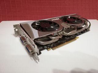 Nvidia GTX 560Ti OC (MSI)