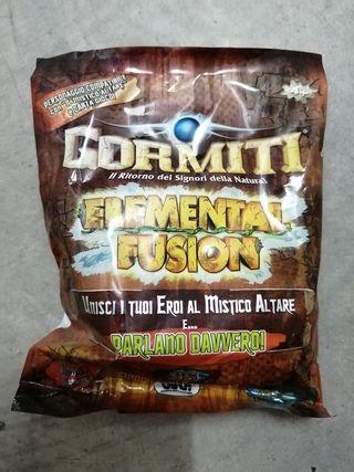 Sobre Gormiti Elemental Fusion