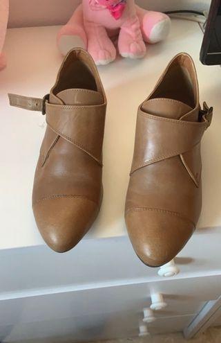 Zapatos de stradivarius nuevos