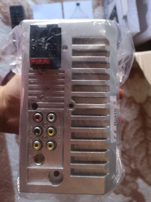radio Nueva tactil
