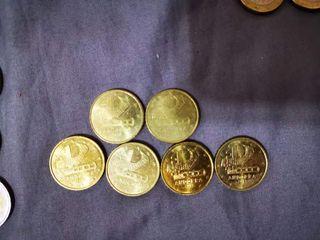 Pack Monedas de Andorra!!