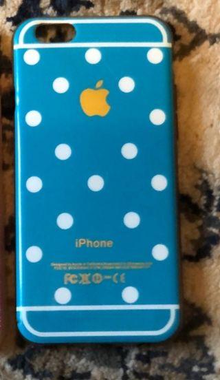 Funda de apple para iphone 6 y iphone 6S