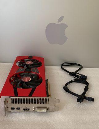 Tarjeta gráfica HD 7970 3 GB MacPro 4K Mojave