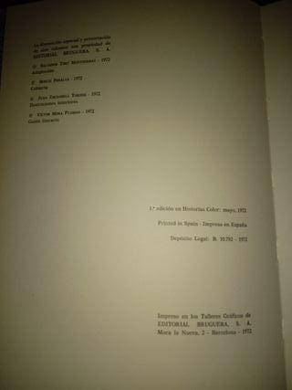 LIBRO DE JULIO VERNE 1972