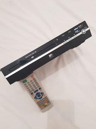 TDT Dvb DVD USB Mp3