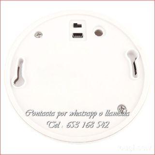 detector humo WI-FI seguridad 1080p