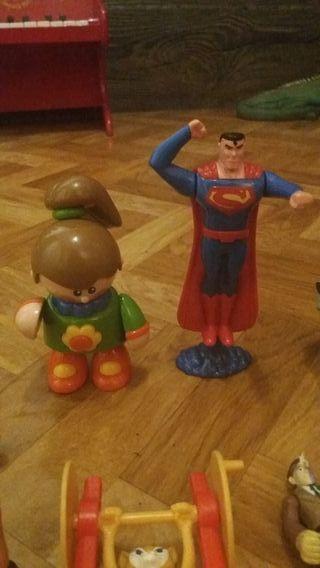Lote juguetes variados