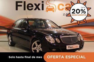 Mercedes Clase E E 200 CDI Avantgarde