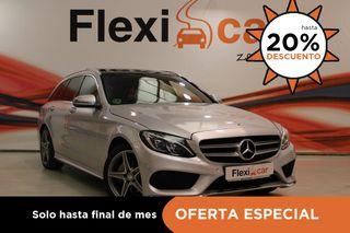 Mercedes Clase C C 220 d AMG Line Estate