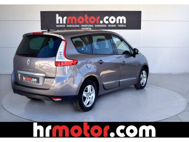 RENAULT Scénic G.Scénic 1.5dCi eco2 Energy Bose 7pl.