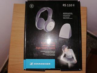 Auriculares Inalambricos SENNHEISER RS 110 II
