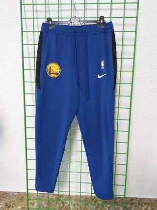 pantalon NBA termaflex warriors talla XL original