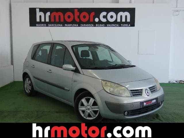 RENAULT Scénic II 1.9DCI Luxe Dynamique