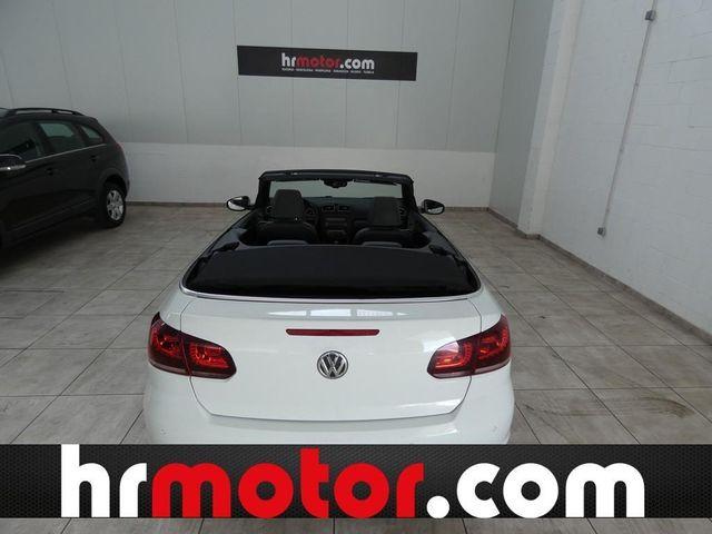 VOLKSWAGEN Golf Cabrio 1.6TDI CR BMT 105