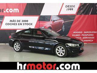 BMW Serie 4 418d Gran Coupé