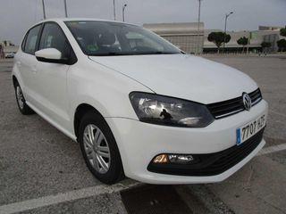 Volkswagen Polo 1.0 EDITION 75CV CINCO PUERTAS CERTIFICADO USO PRIVADO NO RENT A CAR
