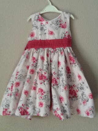 "Vestido de niña ""Early Days"""