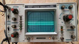Osciloscopio 2 canales